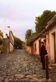 Calle de los suspiros - Altstadt Colonia del Sacramento