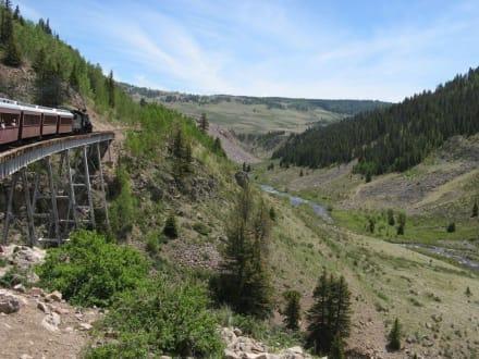 Cumbres & Toltec Scenic Railroad - Cumbres & Toltec Scenic Railroad
