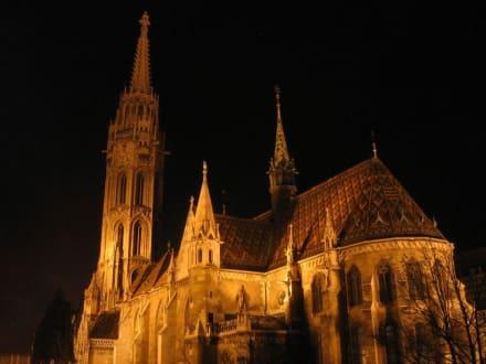 Matthias Kirche - Matthiaskirche