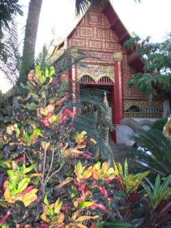 Tempelanlage in Chiang Rai - Wat Phra Kaew