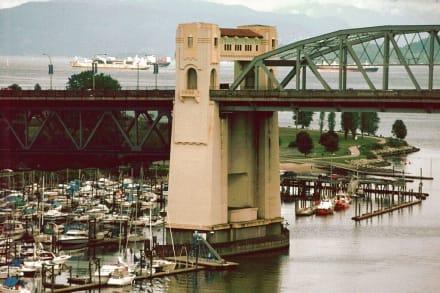 Burrard Bridge, English Bay - Burrard Bridge