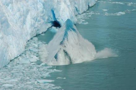 Gletscher Perito Moreno - Perito Moreno Gletscher