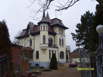 Das Schlößchen in Wesselburen! - Friedrich Hebbel Museum