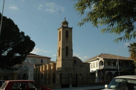 Aussenansicht - Johannes Kathedrale