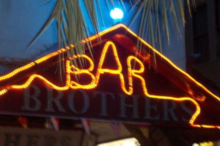 2. Teil - Rainbow Bar