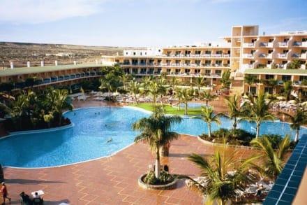Costa Calma, Club Hotel Drago Park, Pool - Bilder Fuerteventura