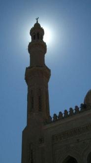 Licht und Schatten - Aldahaar Moschee