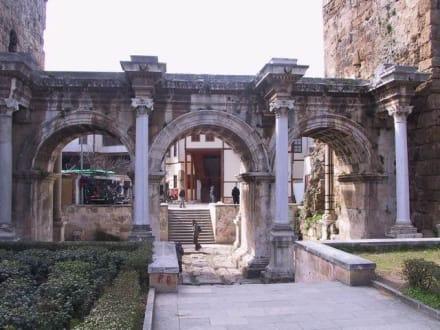 Antalya Torbogen - Hadrianstor
