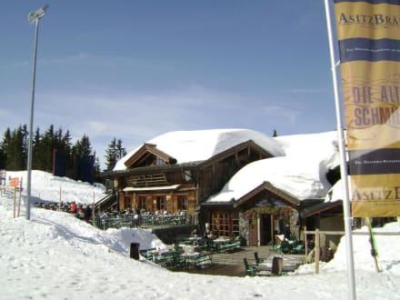 Restaurant - Die Alte Schmiede Restaurant
