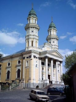 Römische Kirche in Ushgorod - Römische Kirche