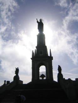 Christusstatue - Puig de San Salvador