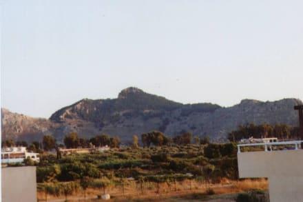 Tsambika-Berg - Tsambika-Berg