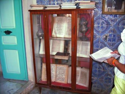 Sammlung von Koran-Ausgaben - Dar Essid Museum