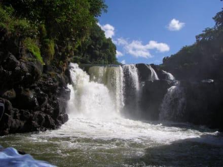 Der Wasserfall - Grand River South East Waterfall