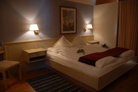 Schlafzimmer - Residence-Hotel Graf Volkmar