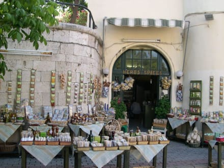 Gewürzladen - Altstadt Kos Stadt