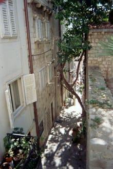 Altstadt-Gäßchen - Altstadt Dubrovnik