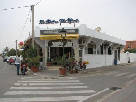 Das beste Cafe - Pâtisserie