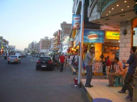 Hurgada - Zentrum Hurghada