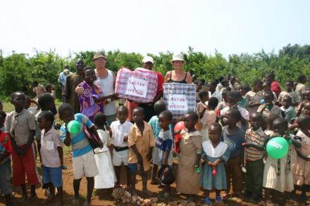 Kindern helfen - Shimba Hills National Reserve