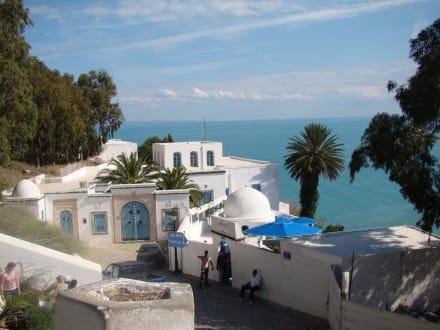 Sonstige Sehenswürdigkeit - Künstlerdorf Sidi Bou Saïd