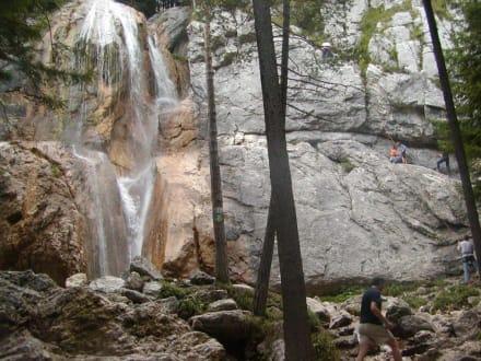Sebastianwasserfall - Sebastian-Wasserfall