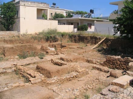 Ausgrabungen - Ausgrabung Kissamos