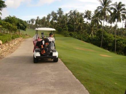 Santiburi Golf & Country Club - Santiburi Golf