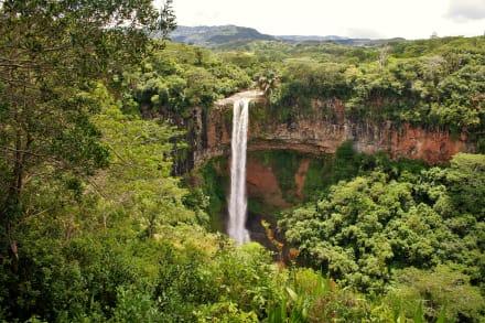 Cascade Chamarel - Chamarel-Wasserfall