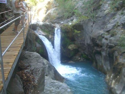 Canyon - Sagun Tours