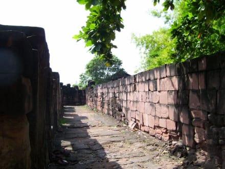 Tempelgänge - Phimai