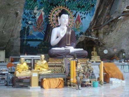 Tiger Cave - Tiger Cave Tempel (Wat Tham Sua)
