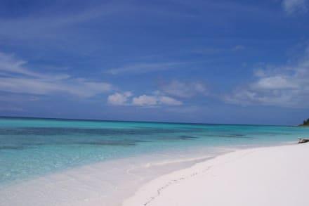Isla Saona Strand - Isla Saona