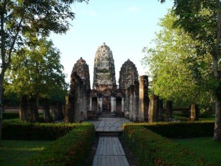 Sukhotai Historical Park - Sukhothai Historical Park