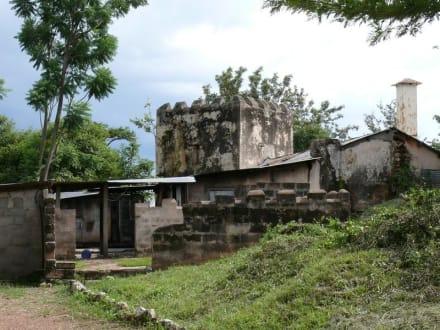 Leider aktuell nicht mehr genutzt - Fort Ikoma