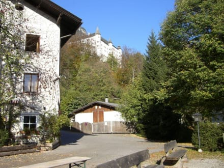 Schloss Tratzberg - Schloss Tratzberg