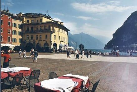 Gardasee/Riva/Italien - Altstadt Riva del Garda