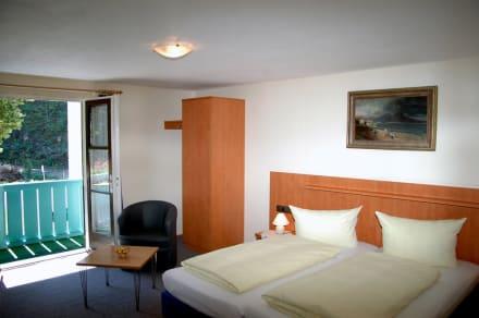 Double Classic mit Balkon im Hotel Wildpark - Hotel Wildpark