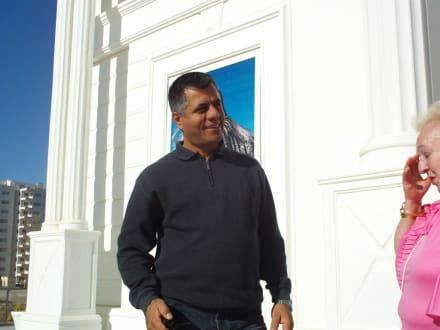 der technische Manager des Antalium - Antalium