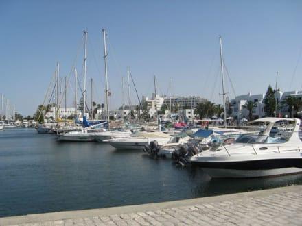 Yachthafen Port el Kantaoui - Yachthafen Port el Kantaoui