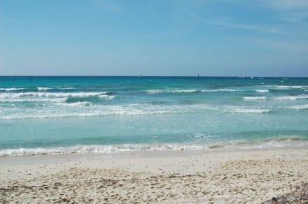 Strand von Es Trenc - Platja Es Trenc