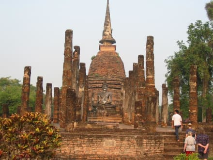Tempelanlage - Wat Thawet