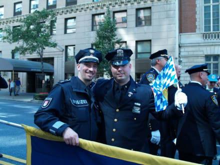 Bis zum nächsten Jahr - Steuben Parade New York