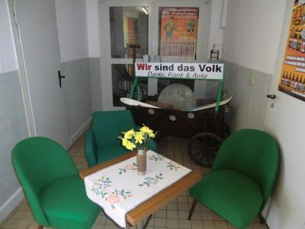 Ein Spruch der alles veränderte - DDR Museum Thale
