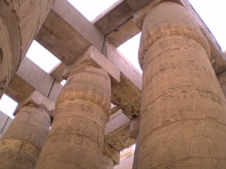 Karnak Tempel - Amonstempel Karnak