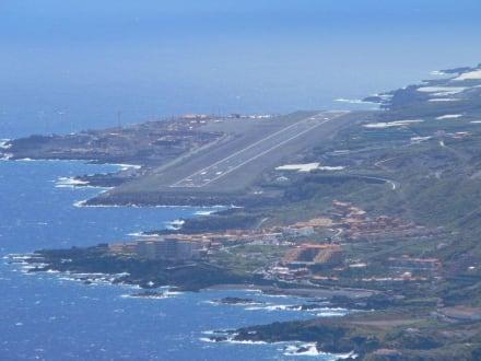 Flughafen Santa Cruse - Flughafen Santa Cruz de La Palma (SPC)