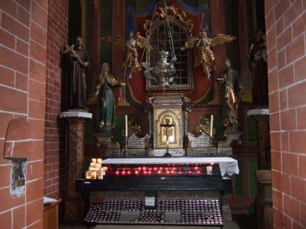 Ein Kerzerl für Melanie - Kirche Basilika Pöllau