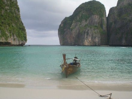 Die Bucht - Maya Bay / The Beach
