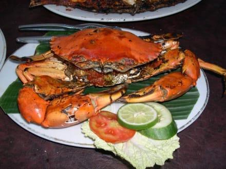 Seafood am Jimbaran Beach - Langsam's Jimbaran Beach Club