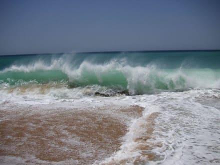 Wind und Wellen - Cabo de Trafalgar